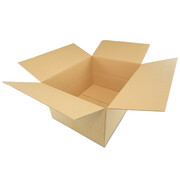 Cardboard box single wall 400x300x200 mm - KK 90