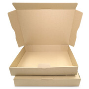 Letter-sized maxi-carton 320x225x50 mm - MB 4, brown (DIN...