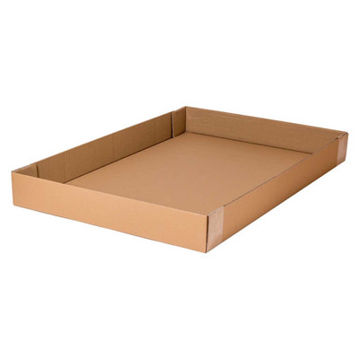 Cardboard blanks for cardboard containers 1200 x 800 x 125 mm